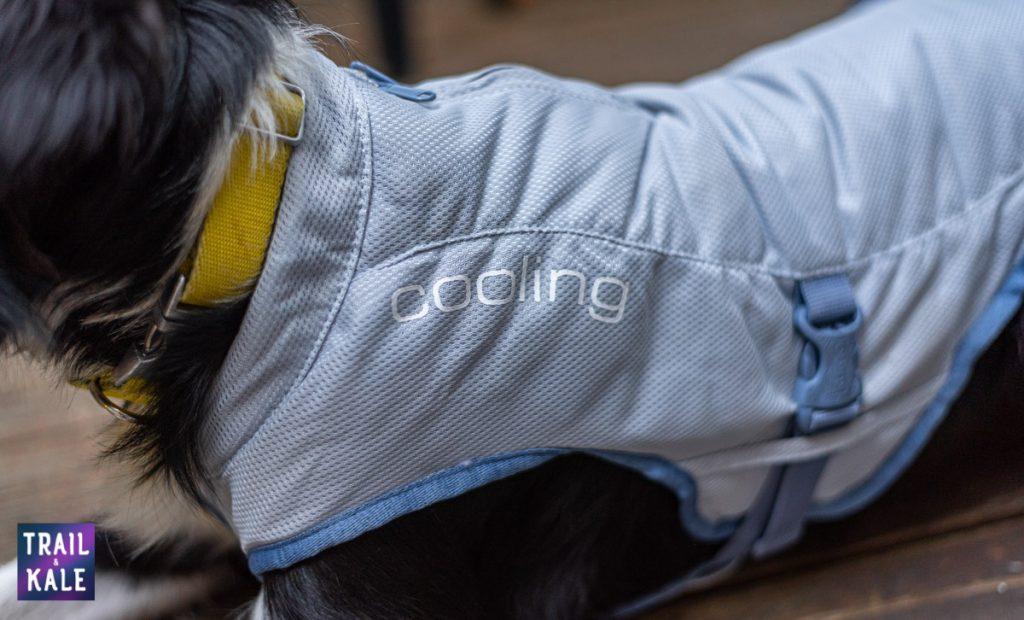 Kurgo Cooling Vest Review Trail kale web wm 6