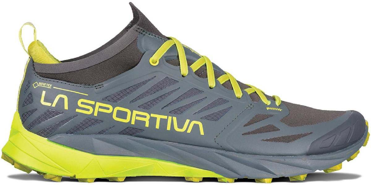 La Sportiva Kaptiva GTX best waterproof trail running shoes trail and kale