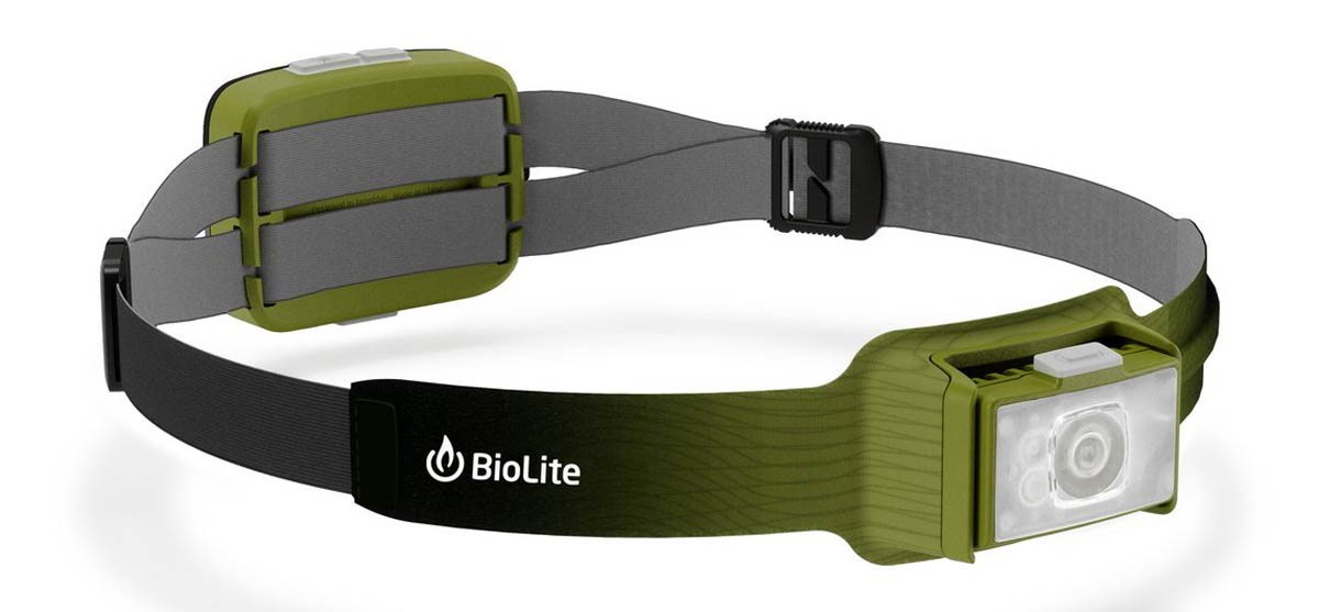 biolite Headlamp 750 best running headlamp trail and kale
