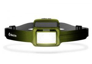 biolite Headlamp 750 front best running headlamp trail and kale