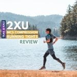 2XU Compression Tights Review what are they like for running trail kale