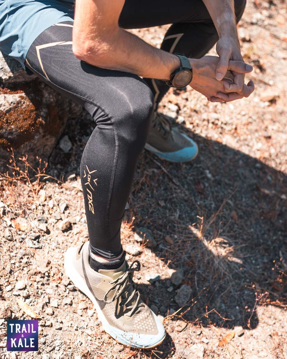 2XU compression tights review trail and kale web wm 34