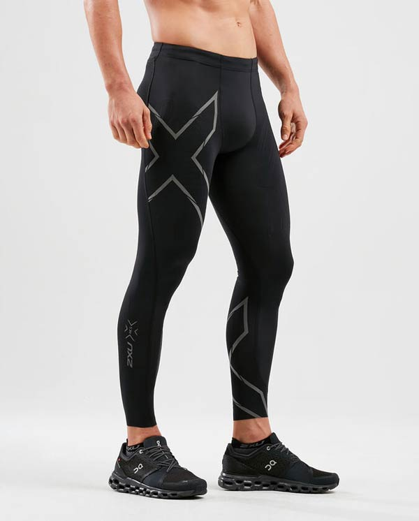 2XU MCS Compression tights best running tights trail and kale 2