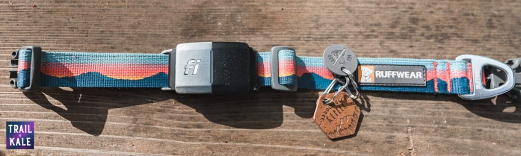How To Use The Fi GPS Dog Collar With Other Collar Brands Like Ruffwear trail and kale web wm 4