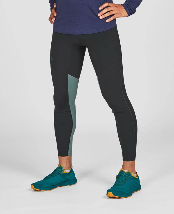 Janji Groundwork Flyby Tight best running tights trail and kale
