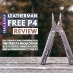 Leatherman FREE P4 Review Trail Kale