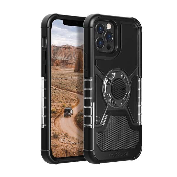 Rokform Crystal Case iPhone 12 Pro Black Friday Trail Kale