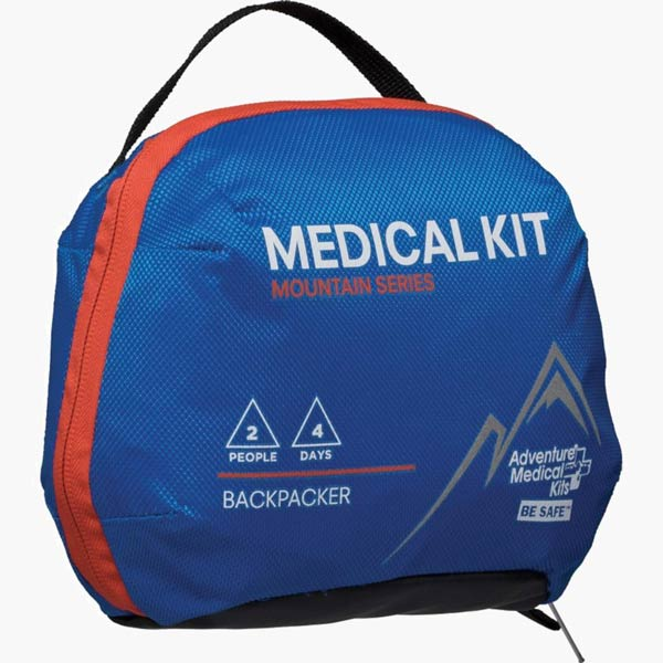 Adventure Medical Mountain Backpacker Kit Advanced Primate Review Trail and Kale