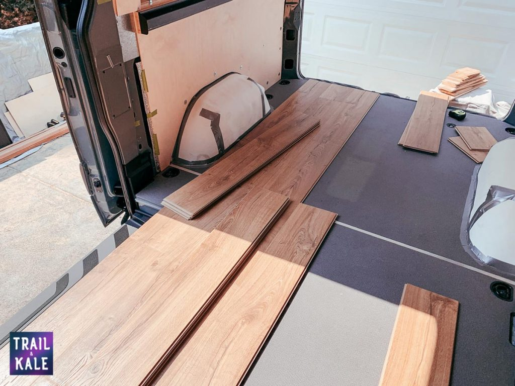 Installing wood panelling in our DIY Sprinter van conversion trail and kale web wm 9