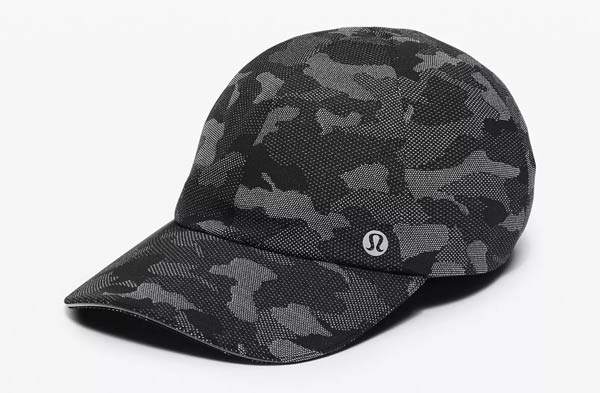 Lululemon Fast and Free Mens Run Hat Lululemon Gifts for Runners