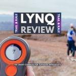 LynQ Review Smart Compass Trail Kale