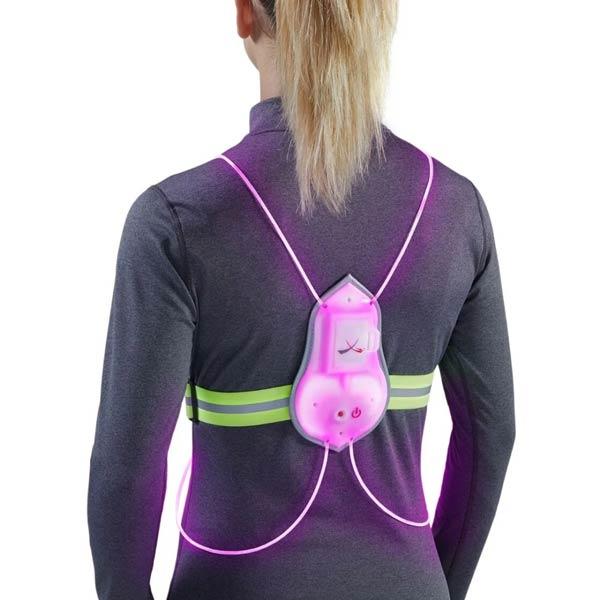 NoxGear Tracer360 Reflective Vest Best Reflective Running Vests
