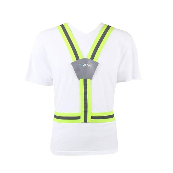Proviz Classic Flexi Viz Reflective Running Belt Best Reflective Running Vests