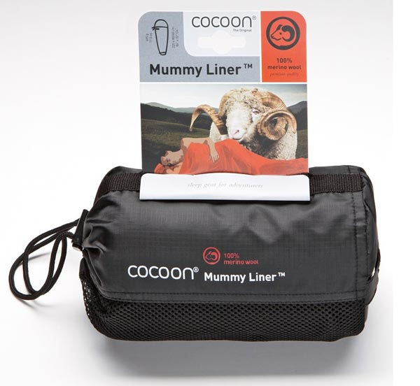 Cocoon Merino Sleeping Bag Liner Best Fastpacking Gear Guide Trail and Kale
