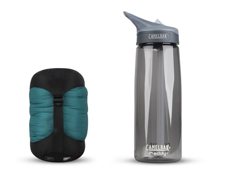 Sea to Summit Traveler Trl 50 Sleeping Bag Fastpacking Gear Guide Trail and Kale