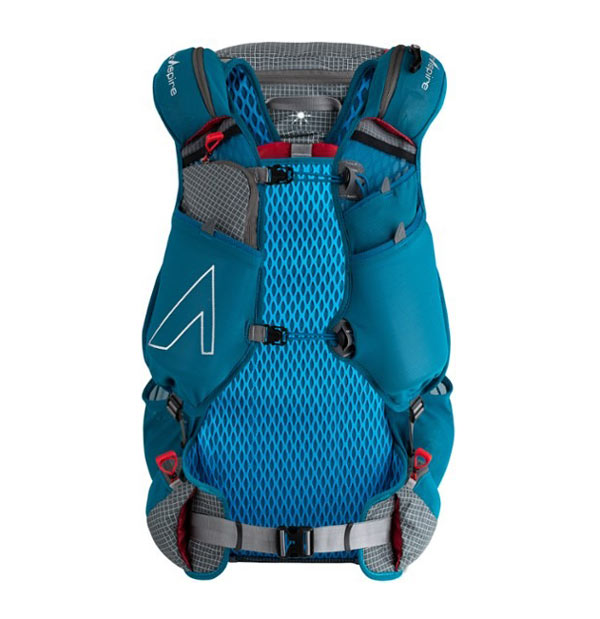UltrAspire Epic XT Hydration Pack 1 Fastpacking Gear Guide Trail and Kale
