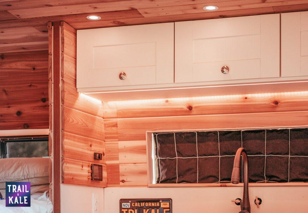 DIY Sprinter van build campervan hidden toilet trail and kale web wm 1