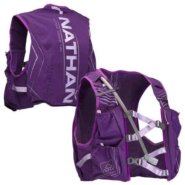 Nathan VaporHowe 2 Best Women's Hydration Packs for Ultra Running Trail and Kale