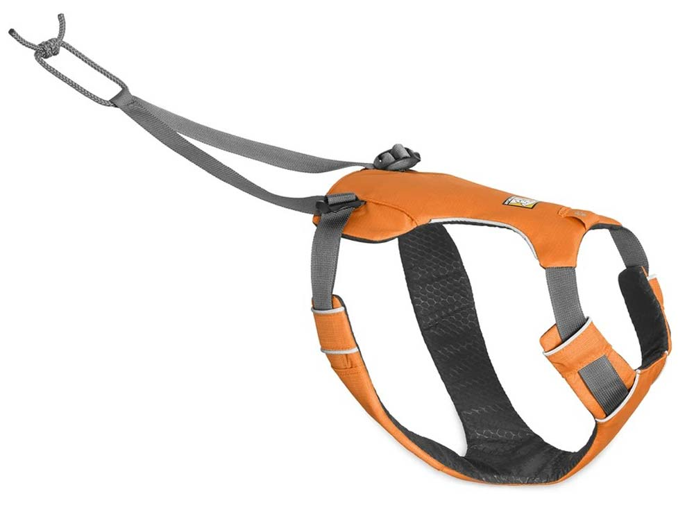 Ruffwear Omnijore Dog Running Harness best dog leashes for running trail and kale