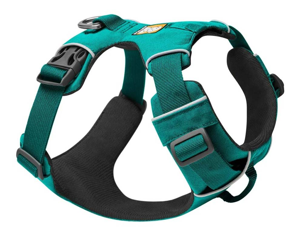 Ruffwear front range dog harness best dog leashes for running trail and kale