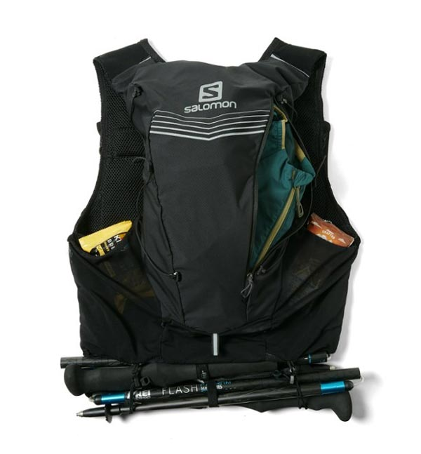Salomon Advanced Skin 12 Set 2 Best Womens Hydration Packs for Ultra Running Trail and Kale