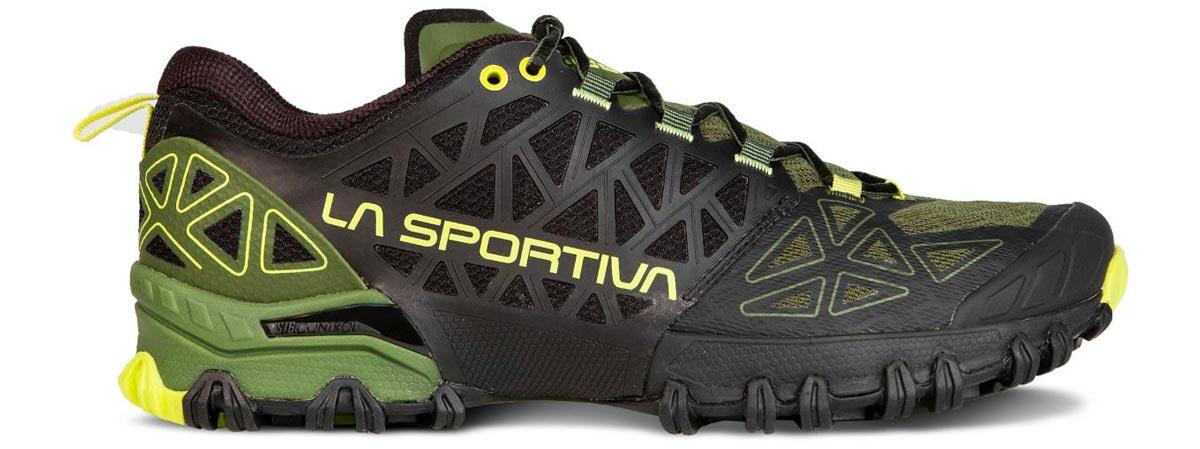 la sportiva bushido II best trail marathon shoes trail and kale