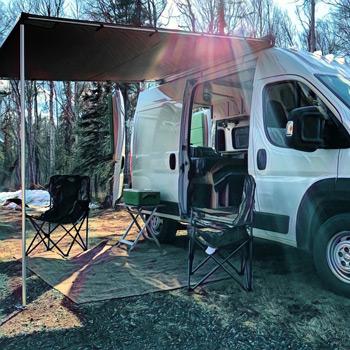 AlaskaVans Alaska Camper Van Rental Camper Van Rental Companies Trail and Kale