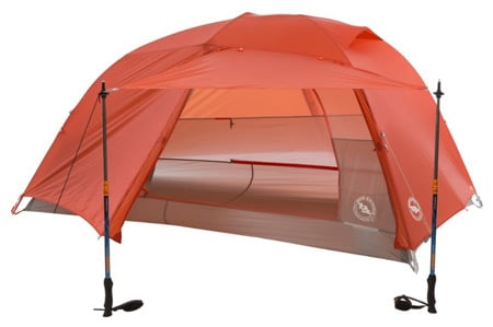 Big Agnes Copper Spur HV UL2 Best Backpacking Tents Trail and Kale