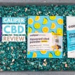 Caliper CBD Review CBD Powder Trail and Kale Featured