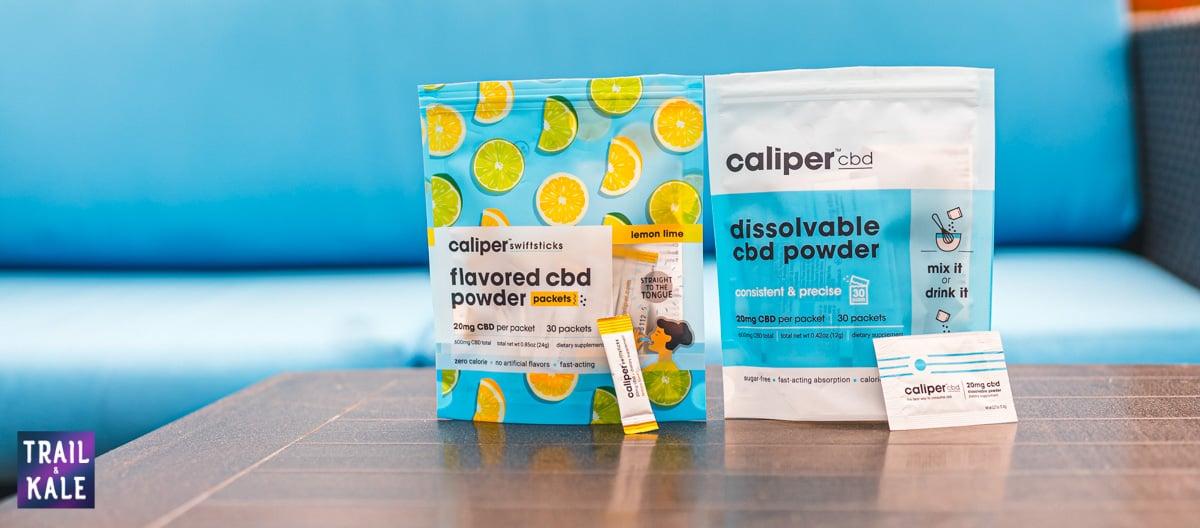 Caliper CBD Review CBD Powder trail and kale web wm 2