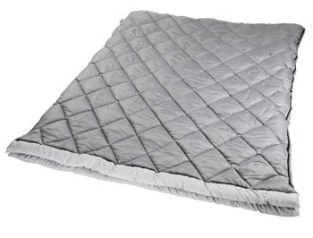 Coleman Tandem 3 in 1 45 Big and Tall Double Sleeping Bag For Couples and Family Trail and Kale