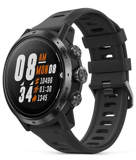 Coros APEX Pro GPS Watch Coros GPS Watches Compared Trail and Kale