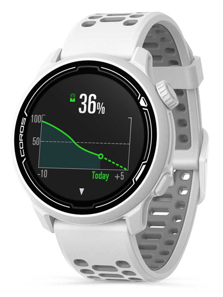 Coros PACE 2 GPS Watch Coros GPS Watches Compared Trail and Kale