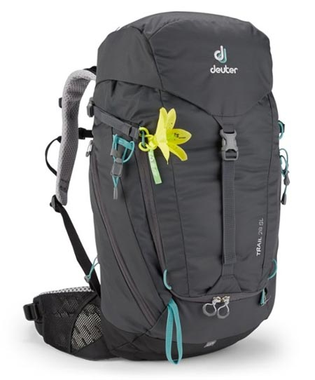 Deuter Trail 28 Womens Backpack Best Hiking Daypacks Trail and Kale