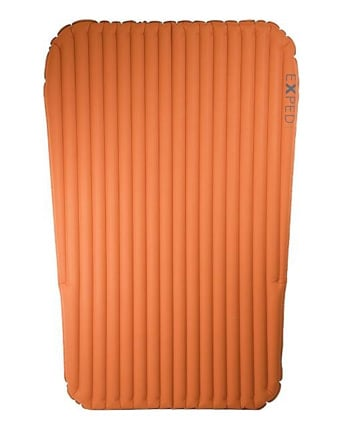 Exped Synmat Duo Sleeping Pad Best Two Person Camping Pads Trail and Kale