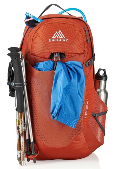 Gregory Citro H2O 30 Pack Best Hiking Daypacks Trail and Kale