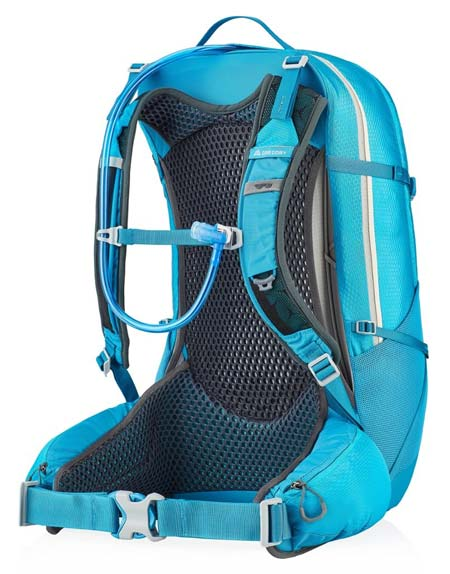 Gregory Juno H2O 30 Pack Best Hiking Daypacks Trail and Kale
