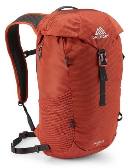 Gregory Nano H2O 18l Daypack Best Hiking Daypacks Trail and Kale