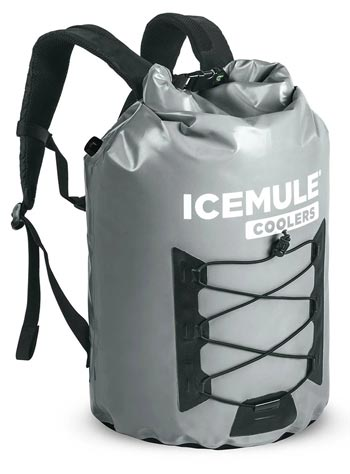 IceMule Pro Backpack Cooler Best Coolers Trail and Kale