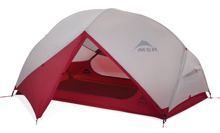 MSR Hubba Hubba NX Best Backpacking Tents Trail and Kale