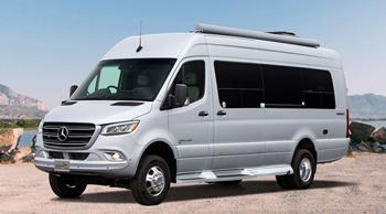 Mercedes Sprinter RV Rentals 2 Camper Van Rental Companies Trail and Kale