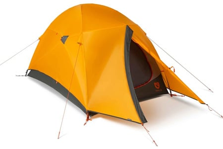 Nemo Kunai 2P Tent Best Backpacking Tents Trail and Kale