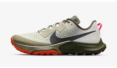 Nike Air Zoom Terra Kiger 7 Mens Womens Trail and Kale