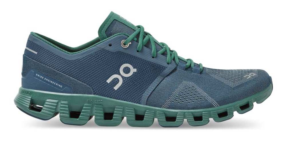 On Cloud X Best On Running Shoes Reviewed Trail and Kale