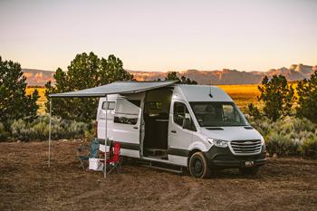 Outdoorsy 2 Camper Van Rental Companies Trail and Kale