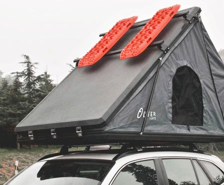 Outer Tents Osprey Slimline Best Roof Top Car Tents Trail and Kale