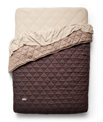 REI Co Op Kingdom Insulated Sleep System 40 Best Double Sleeping Bags for Couples Camping Trail and Kale