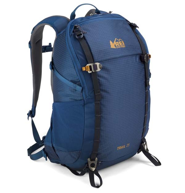 REI Co Op Trail 25 Hiking Daypack Best Hiking Daypacks Trail and Kale