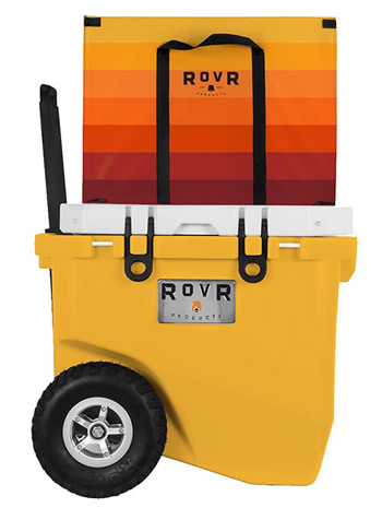 ROVR RollR 45 Wheeled Cooler Best Coolers Trail and Kale