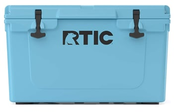 RTIC 45 QT Hard Cooler Best Coolers Trail and Kale